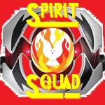 Spirit Squad Logo (Red)